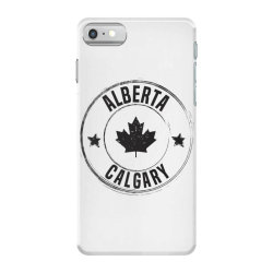 Calgary -  Alberta iPhone 7 Case | Artistshot