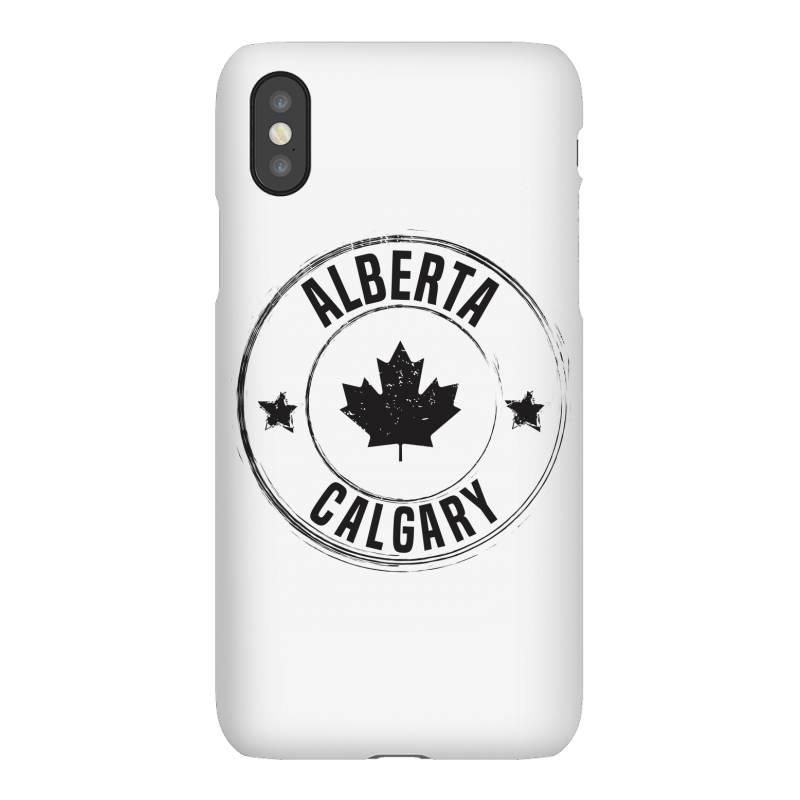 Calgary -  Alberta Iphonex Case   Artistshot
