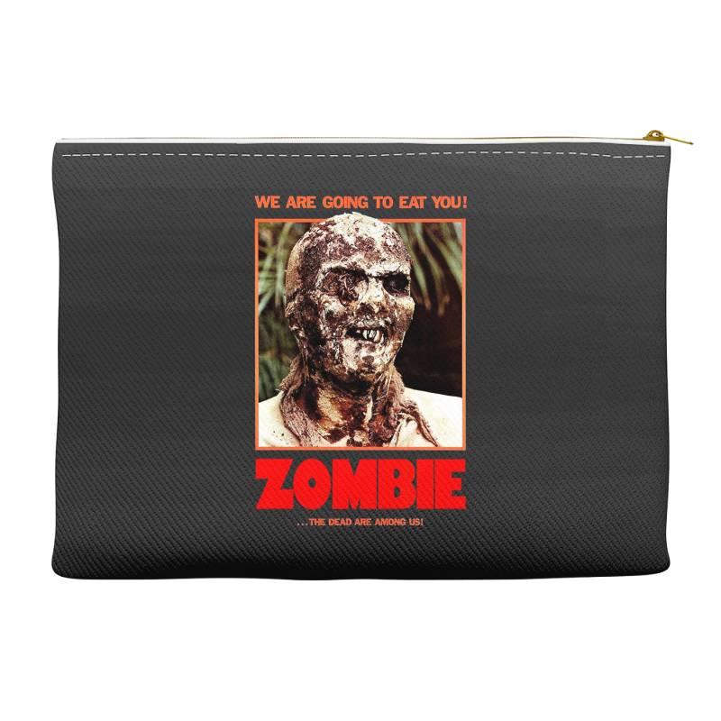 Zombie 2. Zombie Flesh Eaters Accessory Pouches | Artistshot
