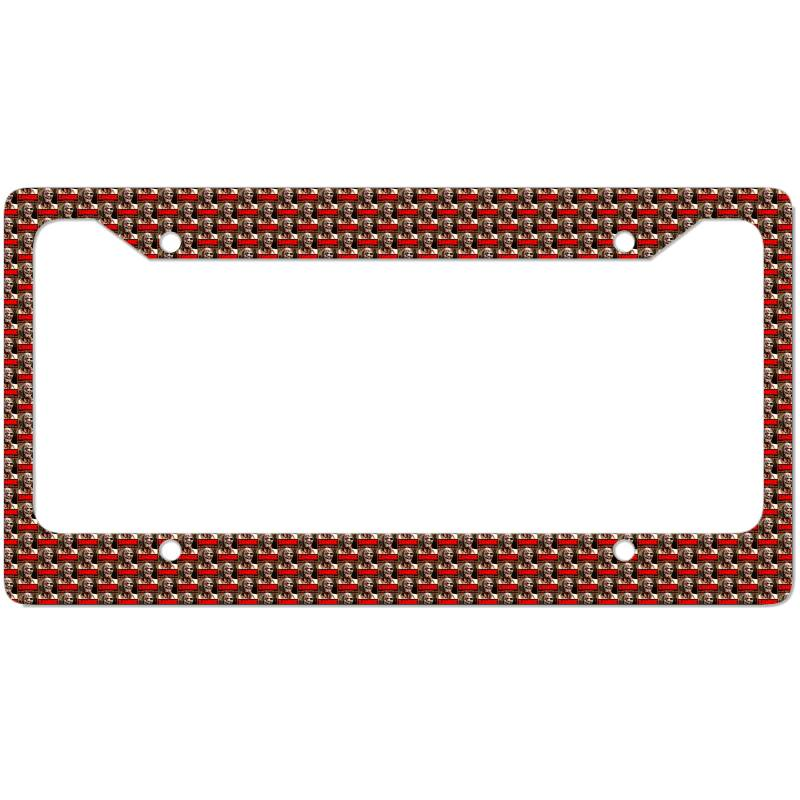 Zombie 2. Zombie Flesh Eaters License Plate Frame | Artistshot