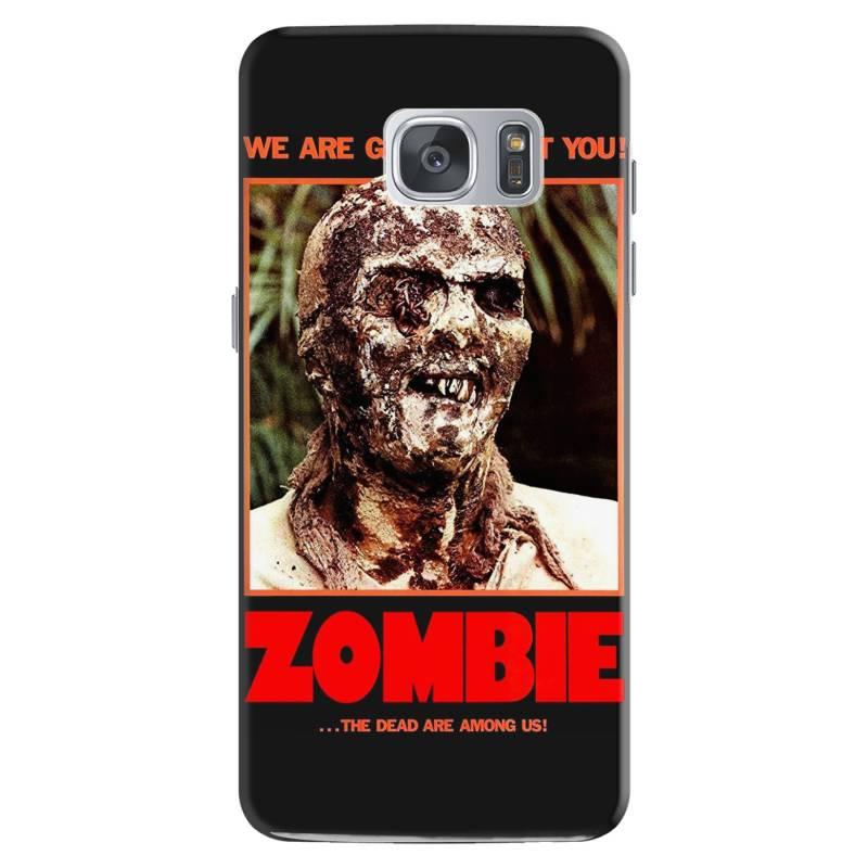 Zombie 2. Zombie Flesh Eaters Samsung Galaxy S7 Case | Artistshot