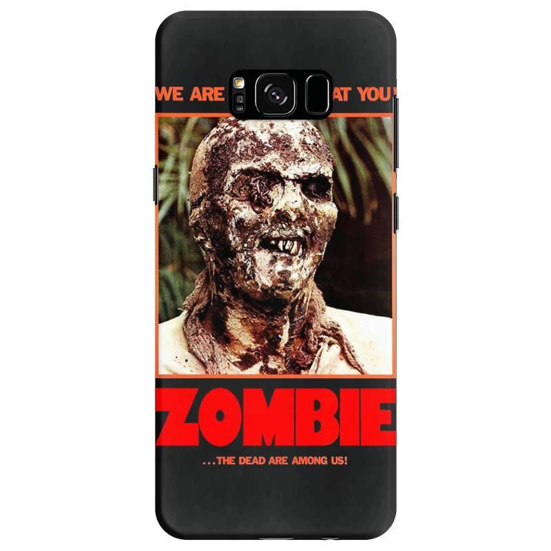 Zombie 2. Zombie Flesh Eaters Samsung Galaxy S8 Case | Artistshot
