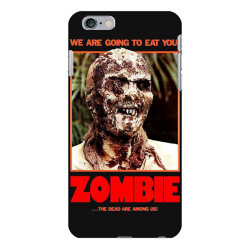 Zombie 2. Zombie Flesh Eaters iPhone 6 Plus/6s Plus Case | Artistshot