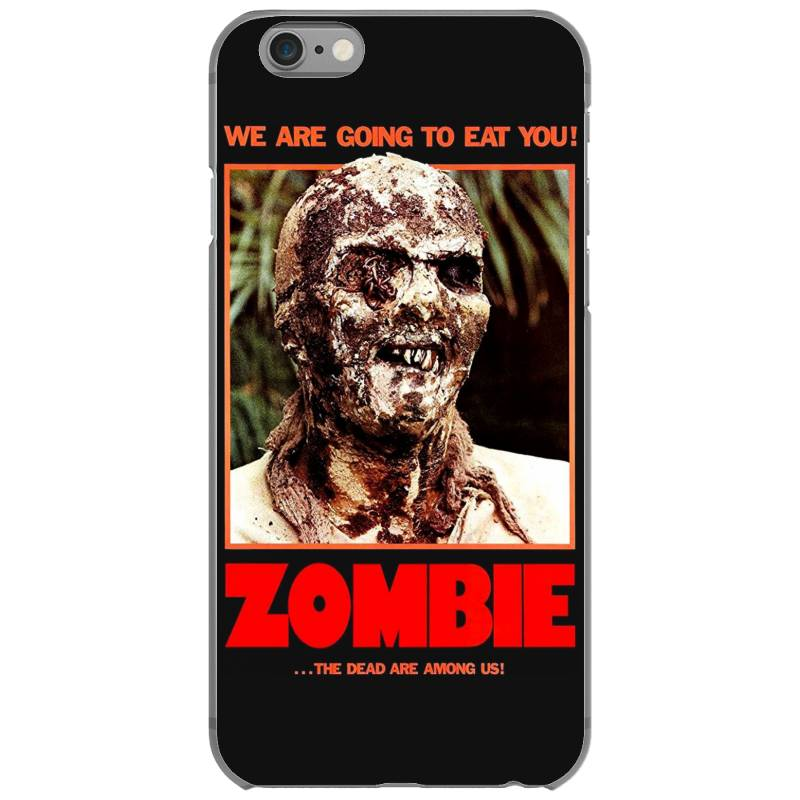 Zombie 2. Zombie Flesh Eaters Iphone 6/6s Case | Artistshot