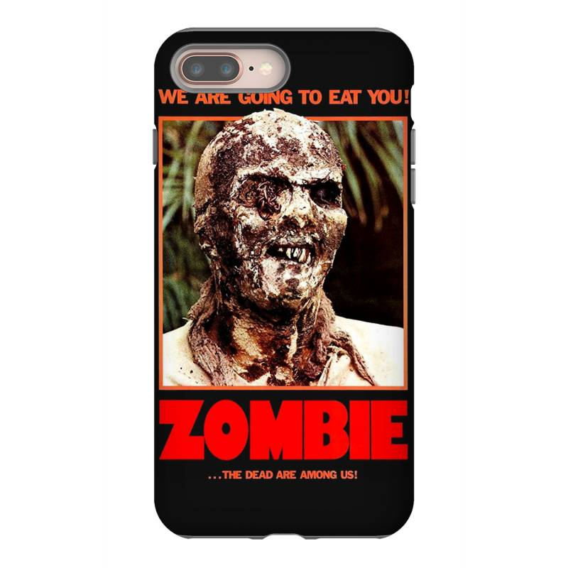 Zombie 2. Zombie Flesh Eaters Iphone 8 Plus Case | Artistshot