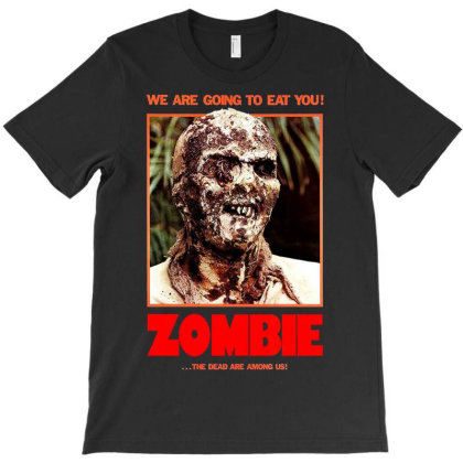 Zombie 2. Zombie Flesh Eaters T-shirt Designed By Activoskishop