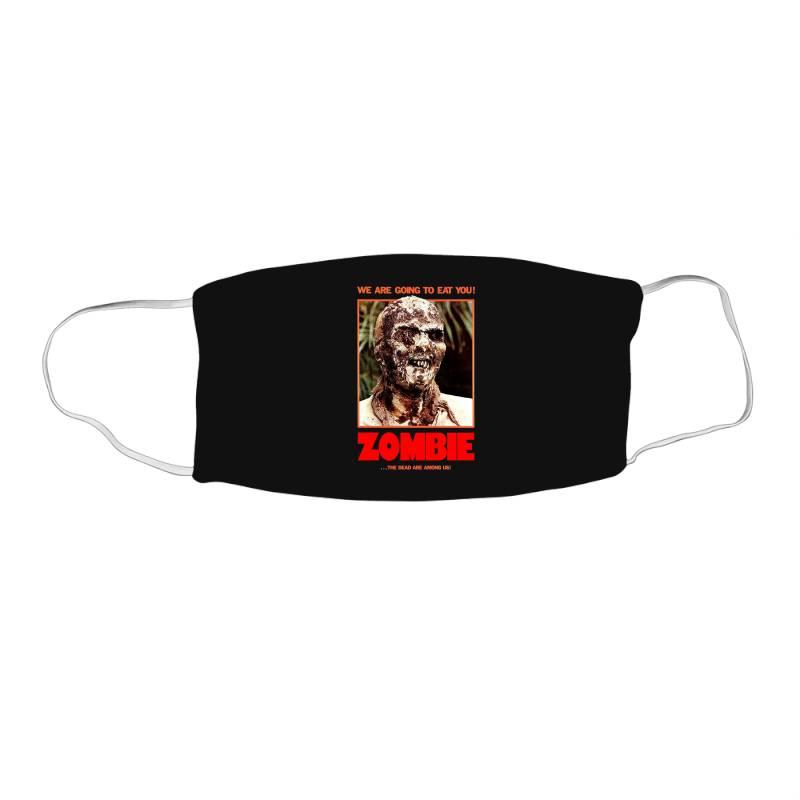 Zombie 2. Zombie Flesh Eaters Face Mask Rectangle | Artistshot