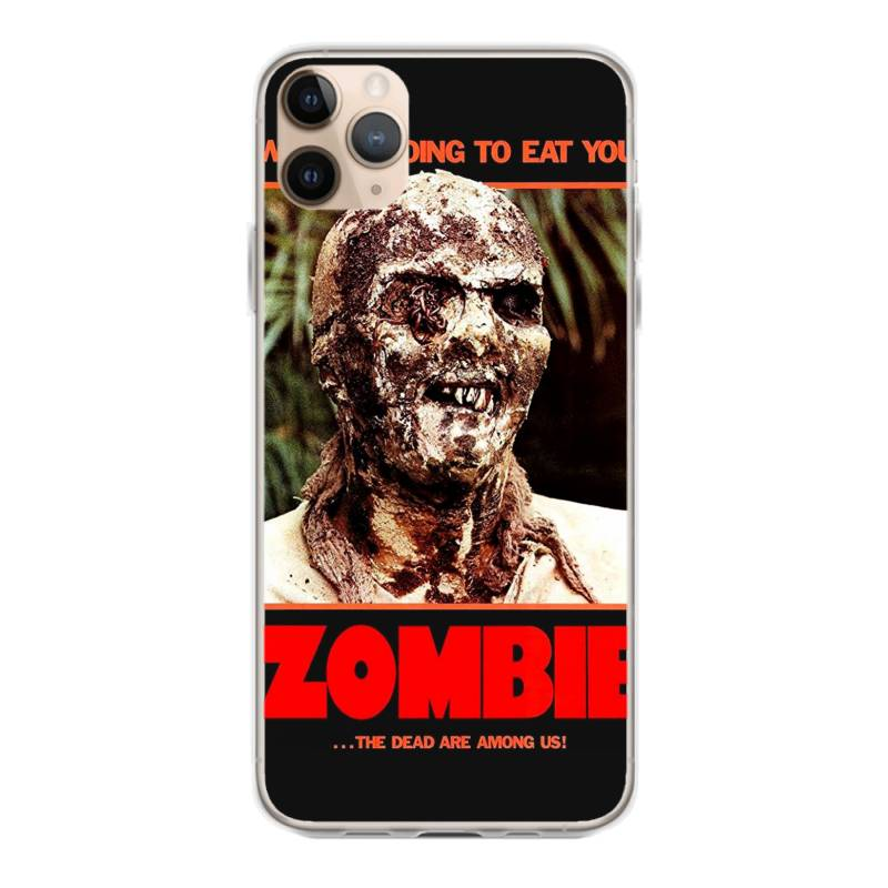 Zombie 2. Zombie Flesh Eaters Iphone 11 Pro Max Case   Artistshot