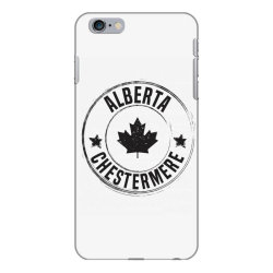 Chestermere -  Alberta iPhone 6 Plus/6s Plus Case | Artistshot