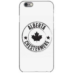 Chestermere -  Alberta iPhone 6/6s Case | Artistshot