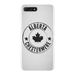 Chestermere -  Alberta iPhone 7 Plus Case | Artistshot