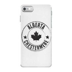Chestermere -  Alberta iPhone 7 Case | Artistshot