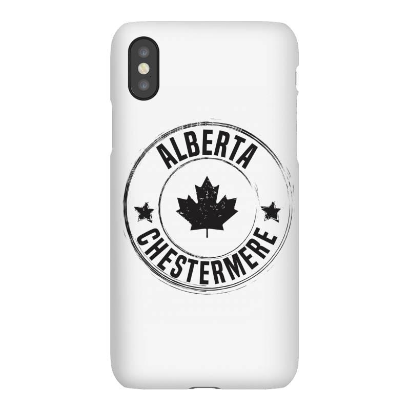 Chestermere -  Alberta Iphonex Case | Artistshot