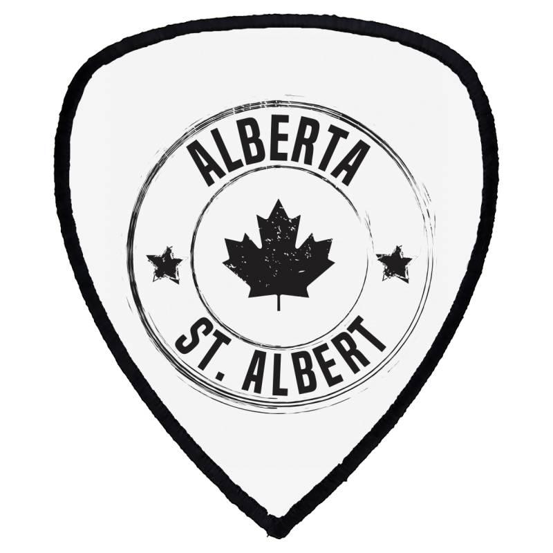 St. Albert -  Alberta Shield S Patch | Artistshot