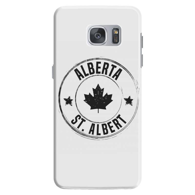 St. Albert -  Alberta Samsung Galaxy S7 Case | Artistshot