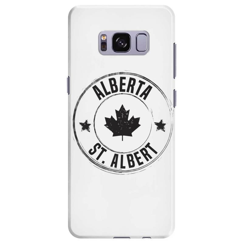 St. Albert -  Alberta Samsung Galaxy S8 Plus Case | Artistshot