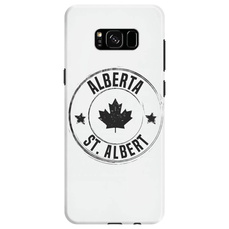 St. Albert -  Alberta Samsung Galaxy S8 Case | Artistshot
