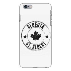 St. Albert -  Alberta iPhone 6 Plus/6s Plus Case | Artistshot