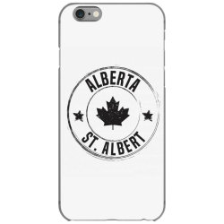 St. Albert -  Alberta iPhone 6/6s Case | Artistshot