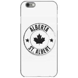 St. Albert -  Alberta iPhone 6/6s Case | Artistshot