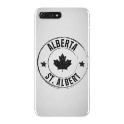 St. Albert -  Alberta iPhone 7 Plus Case | Artistshot