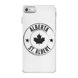 St. Albert -  Alberta iPhone 7 Case | Artistshot