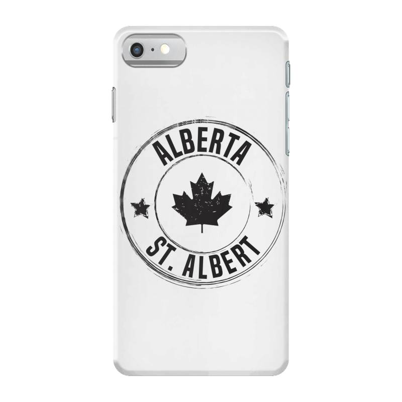 St. Albert -  Alberta Iphone 7 Case | Artistshot