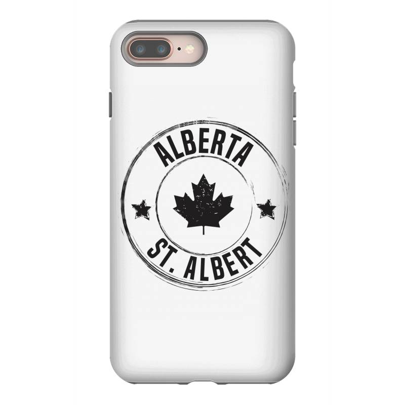 St. Albert -  Alberta Iphone 8 Plus Case   Artistshot