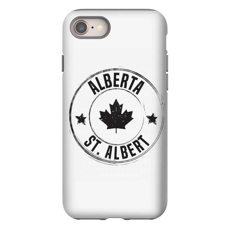 St. Albert -  Alberta Iphone 8 Case | Artistshot
