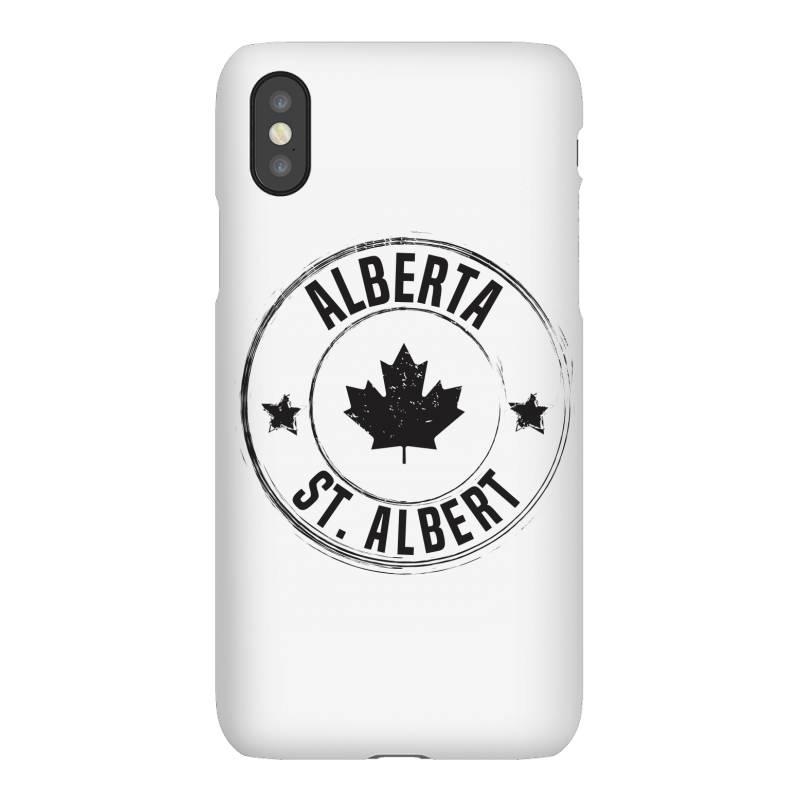 St. Albert -  Alberta Iphonex Case | Artistshot