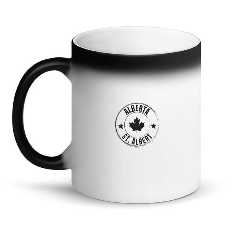 St. Albert -  Alberta Magic Mug | Artistshot