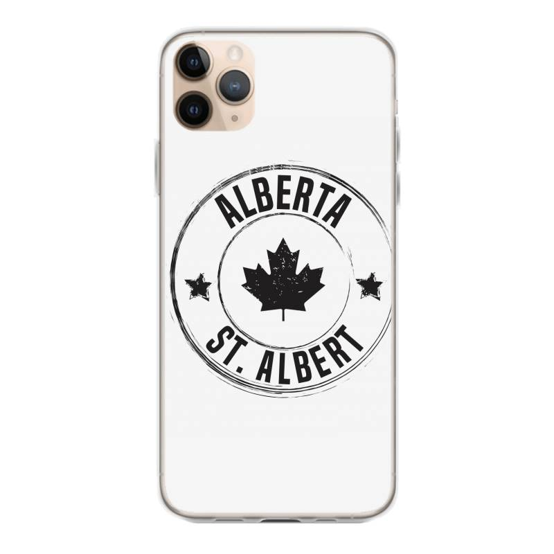 St. Albert -  Alberta Iphone 11 Pro Max Case   Artistshot