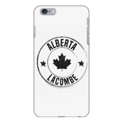Lacombe -  Alberta iPhone 6 Plus/6s Plus Case | Artistshot