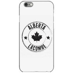 Lacombe -  Alberta iPhone 6/6s Case | Artistshot