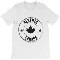Alberta - Canada T-Shirt   Artistshot