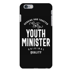 Youth Minister Gift Funny Job Title Profession Birthday Idea iPhone 6 Plus/6s Plus Case | Artistshot