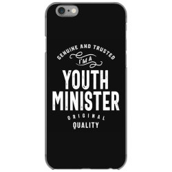 Youth Minister Gift Funny Job Title Profession Birthday Idea iPhone 6/6s Case | Artistshot