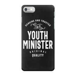 Youth Minister Gift Funny Job Title Profession Birthday Idea iPhone 7 Case | Artistshot