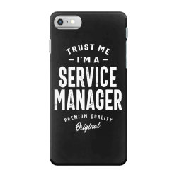 Service Manager Gift Funny Job Title Profession Birthday Idea iPhone 7 Case | Artistshot