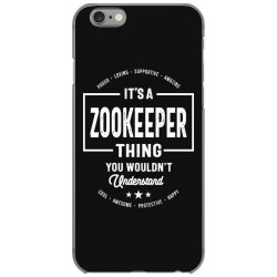 Zookeeper Gift Funny Job Title Profession Birthday Idea iPhone 6/6s Case | Artistshot