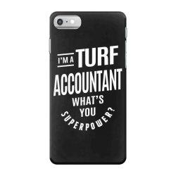 Turf Accountant Gift Funny Job Title Profession Birthday Idea iPhone 7 Case | Artistshot