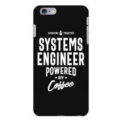 Systems Engineer Gift Funny Job Title Profession Birthday Idea iPhone 6 Plus/6s Plus Case | Artistshot