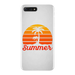 Summer Beach Palm Tree iPhone 7 Plus Case | Artistshot
