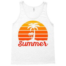 Summer Beach Palm Tree Tank Top | Artistshot