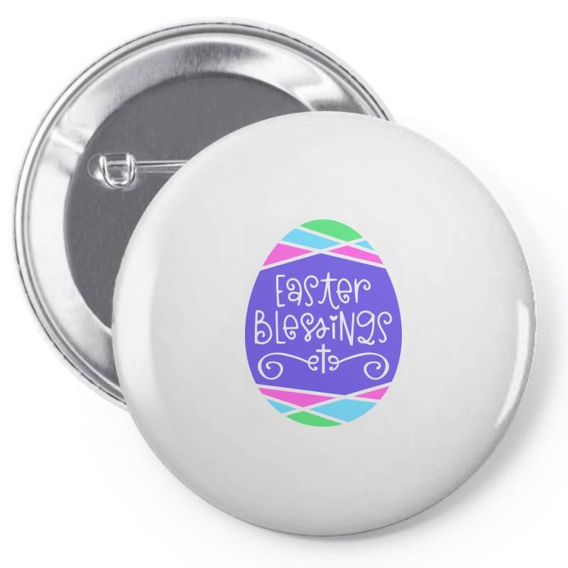 Easter Blessings Pin-back Button | Artistshot