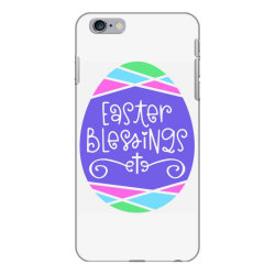 Easter Blessings iPhone 6 Plus/6s Plus Case | Artistshot