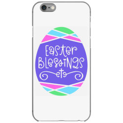 Easter Blessings iPhone 6/6s Case | Artistshot