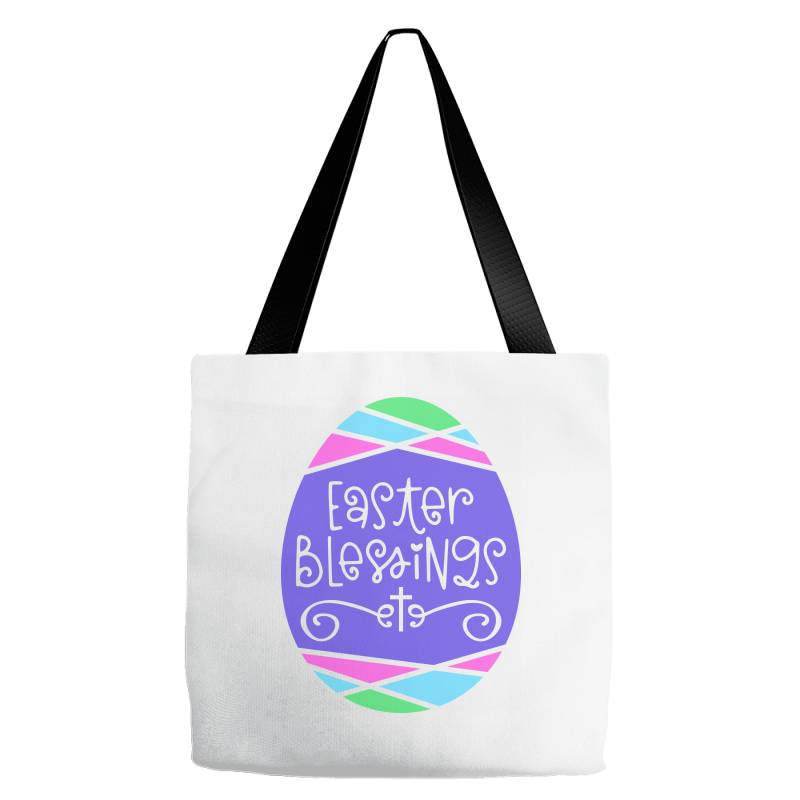 Easter Blessings Tote Bags | Artistshot