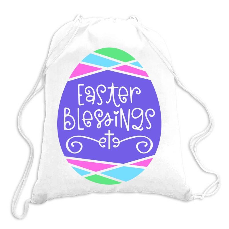 Easter Blessings Drawstring Bags | Artistshot