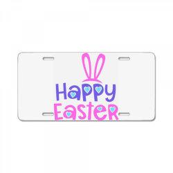 Happy Easter License Plate | Artistshot